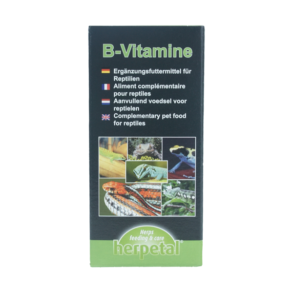 Preview: B-Vitamine flüssig 50ml