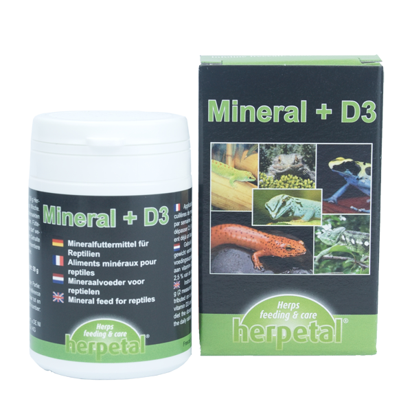Preview: Mineral & D3 50g
