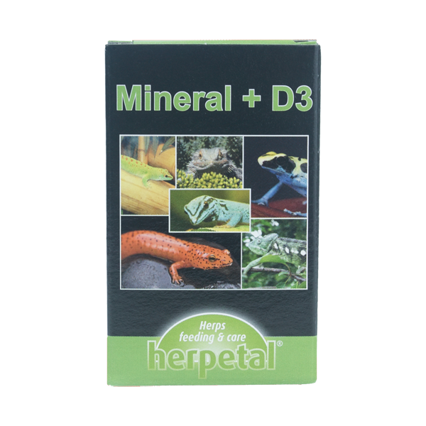 Mineral & D3 50g